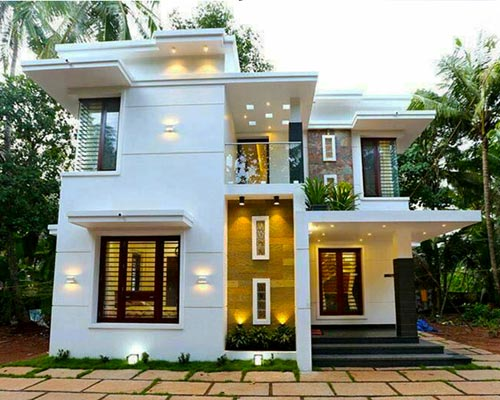 low cost house builders theni