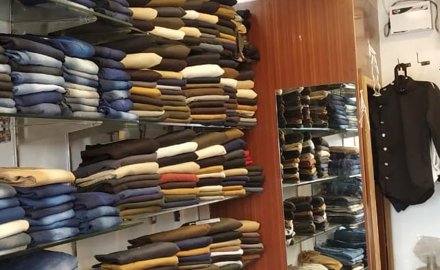 Best mens multibrand cloth store Theni
