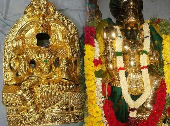 Silver statue for temple suppliers madurai