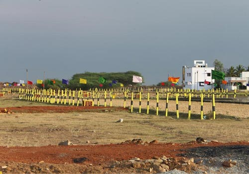 dtcp approved plots cumbum