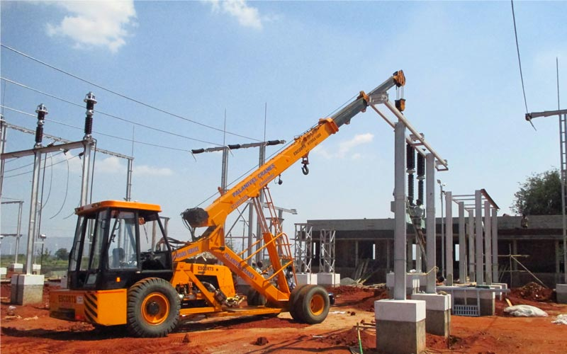 Mobile Crane Hire cumbum