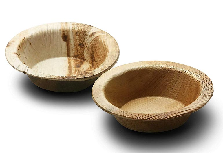 Tamil Nadu Square Areca Eco Friendly Plates Coimbatore